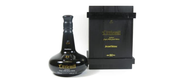 Littlemill 21yo 2nd release