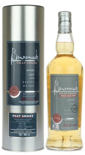 Benromach Peat Smoke 2005
