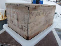 Mackinlay Shackleton Whisky (flickr sandwichgirl)