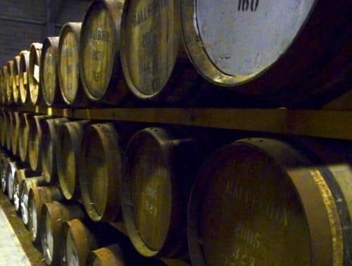whisky casks 2