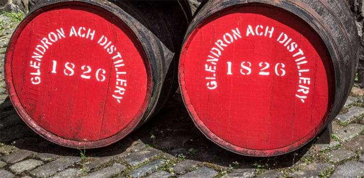Glendronach cask (flickr ti yab)