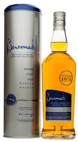 Benromach 1976