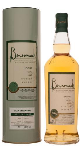 Benromach CS 2002