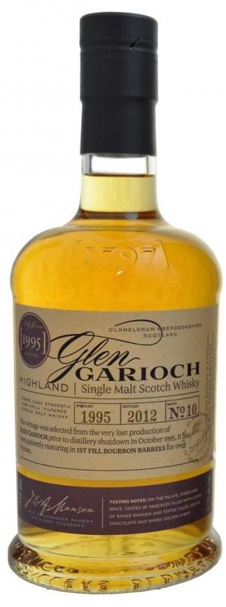 glen garioch 1995 2012