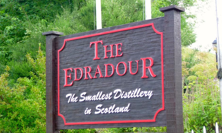 Edradour distillery 1