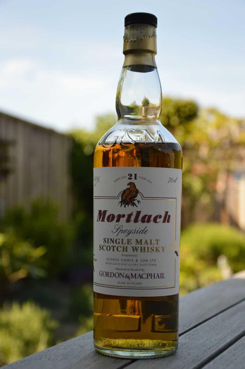 Mortlach 21 G&M