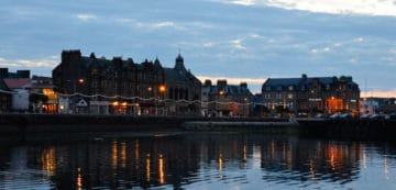 Campbeltown by Night