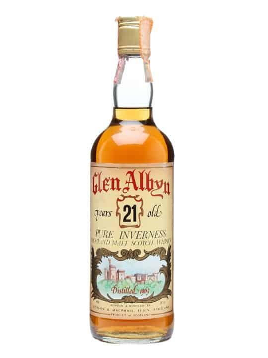 Glen albyn 1963 G&M