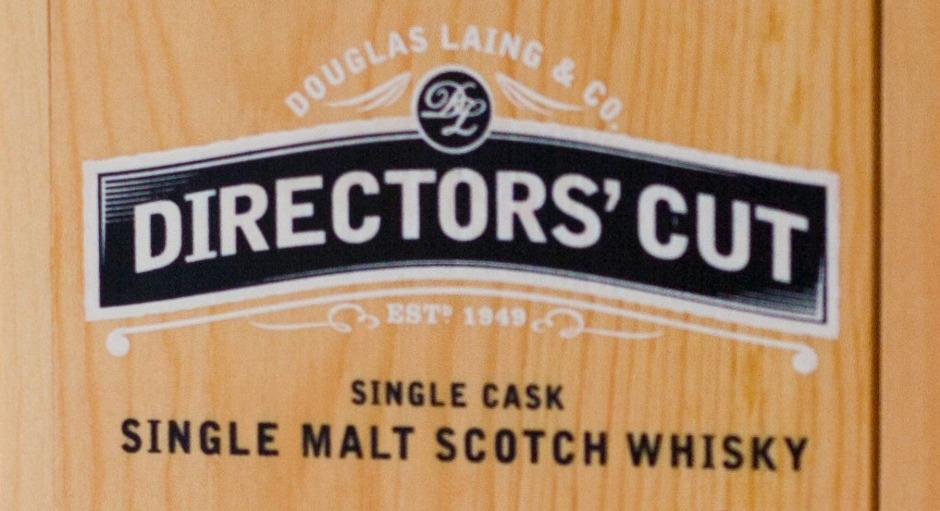 Douglas Laing Directors Cut
