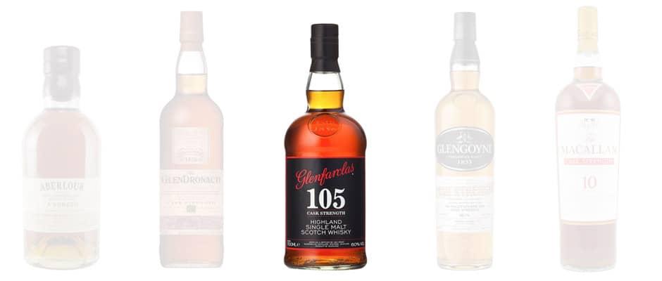 sherry project - glenfarclas 105