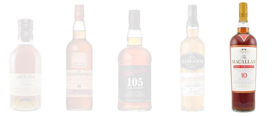 sherry project - macallan 10yo cs