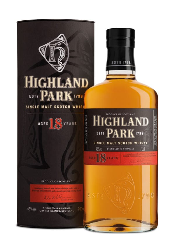 Highland park 18yo