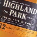 Tasting Orkney II: Highland Park 12yo