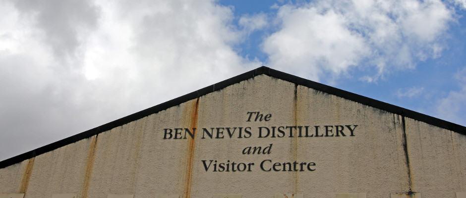 Ben Nevis distillery (flickr mightmightymatze)
