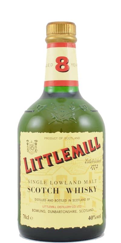 Littlemill 8yo