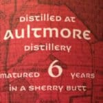 Aultmore 2007/2013 by Kintra