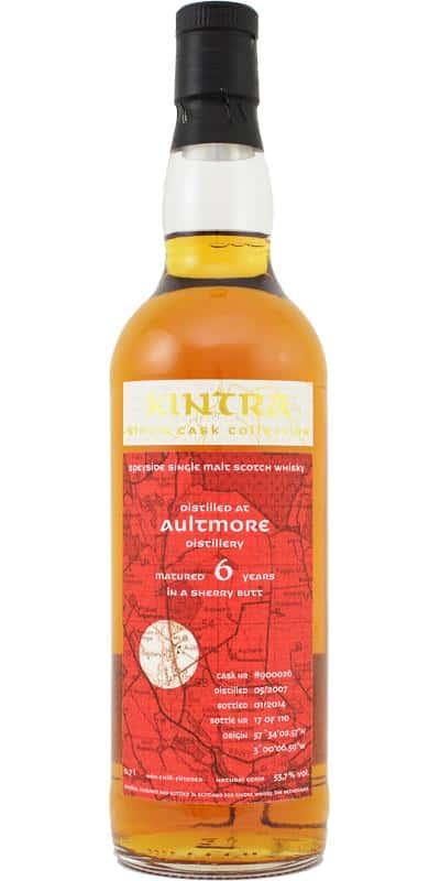 Aultmore 2007 Kintra