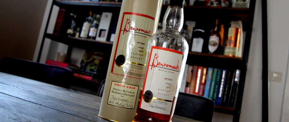Benromach 2002 Handfilled