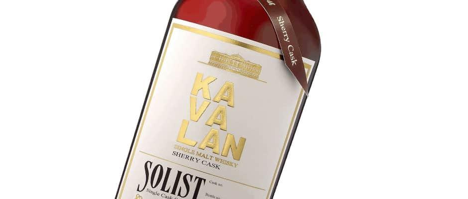 kavalan solist sherry cask S060904016