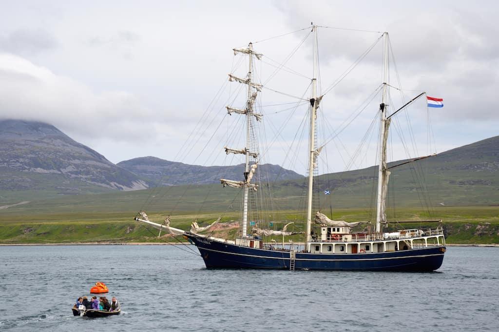 sailing trip 2014 02 Thalassa