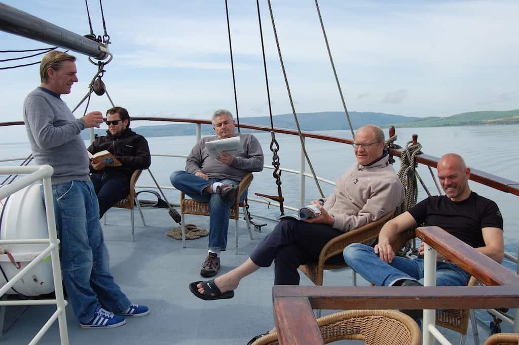 sailing trip 2014 10 smooth sailing