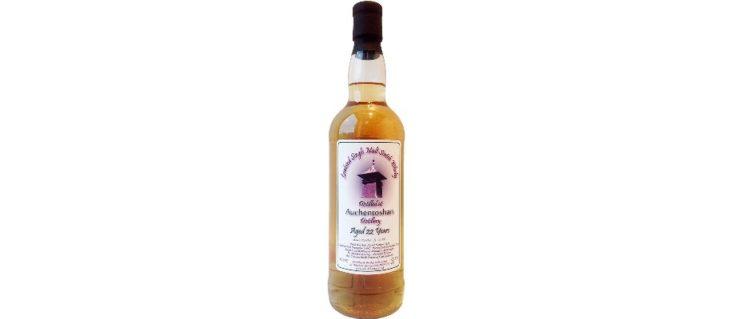Auchentoshan 1992 2014 whiskybroker