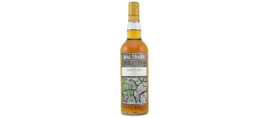 Bowmore 2001 2012 Maltbarn (featured)