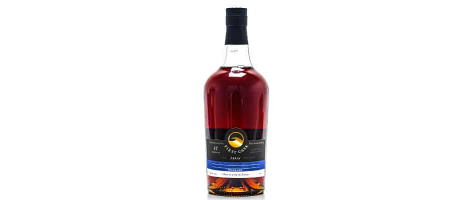 Arran 2001 whisky import nederland