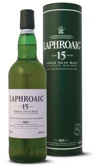 Laphroaig 15 (2006)