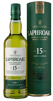 Laphroaig 15 (2015)