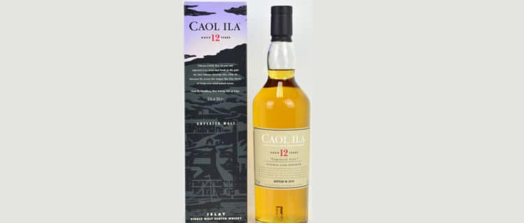 caol ila 1997 unpeated
