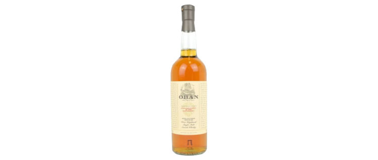 oban available only at the distillery