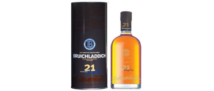 Bruichladdich 21yo