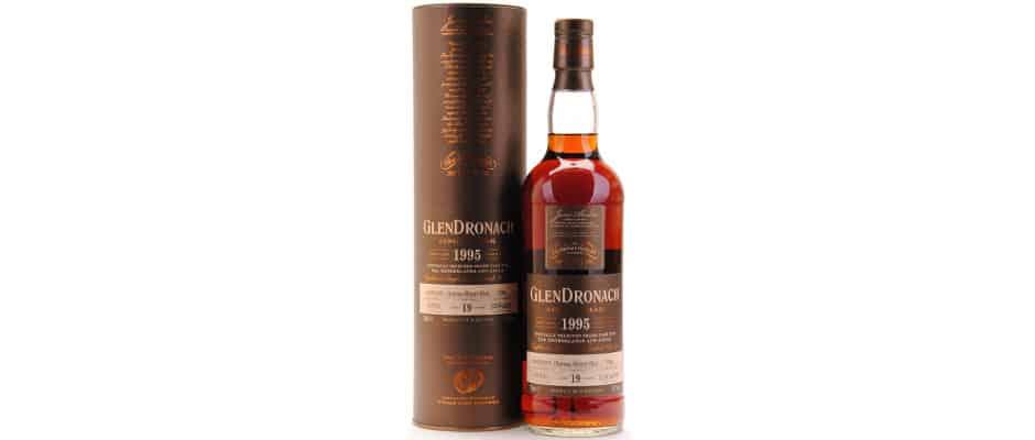 Glendronach 1995 Whisky Nerds