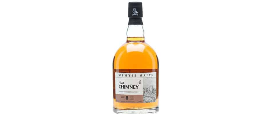 peat chimney 8yo