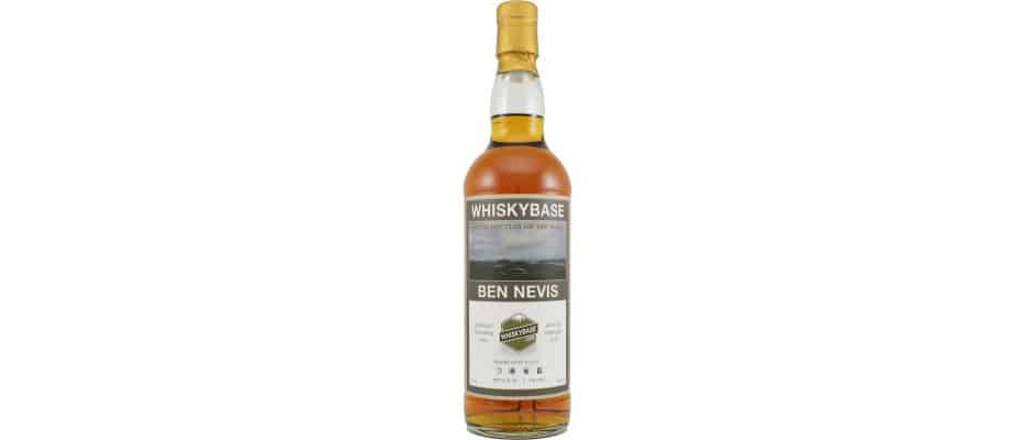 Ben Nevis 1996 2015 whiskybase