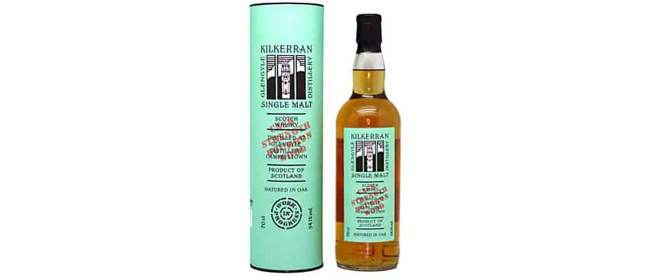 Kilkerran wip7 bourbon cs