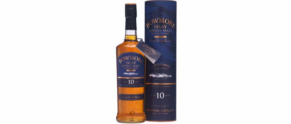bowmore 10yo tempest batch 1