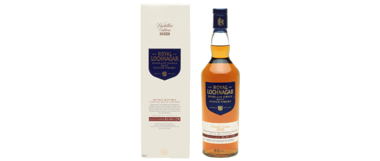 royal lochnagar distillers edition 2000