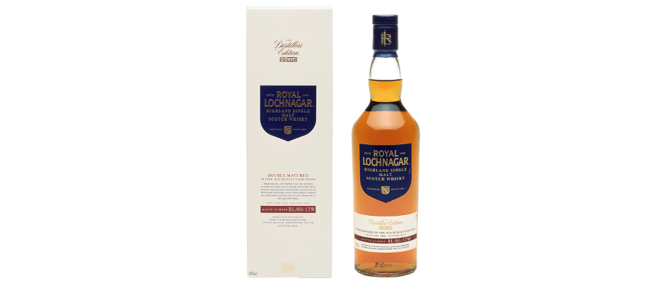 royal lochnagar distillers edition 2000
