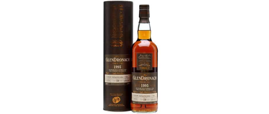Glendronach 1995 2015 TWE