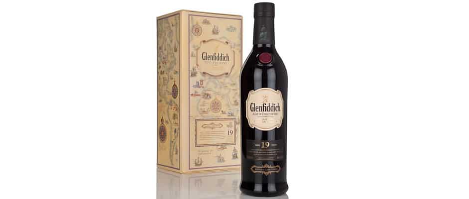 glenfiddich 19 AoD Madeira