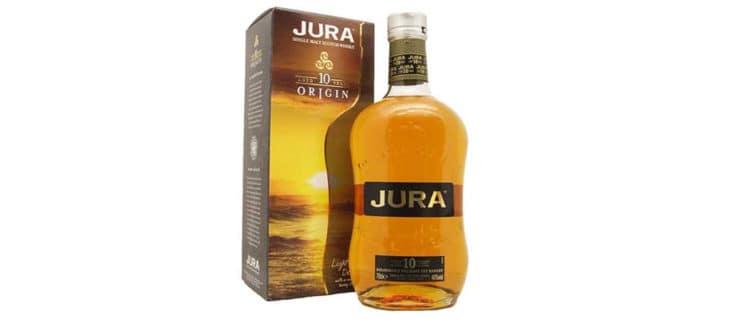 jura 10 origins