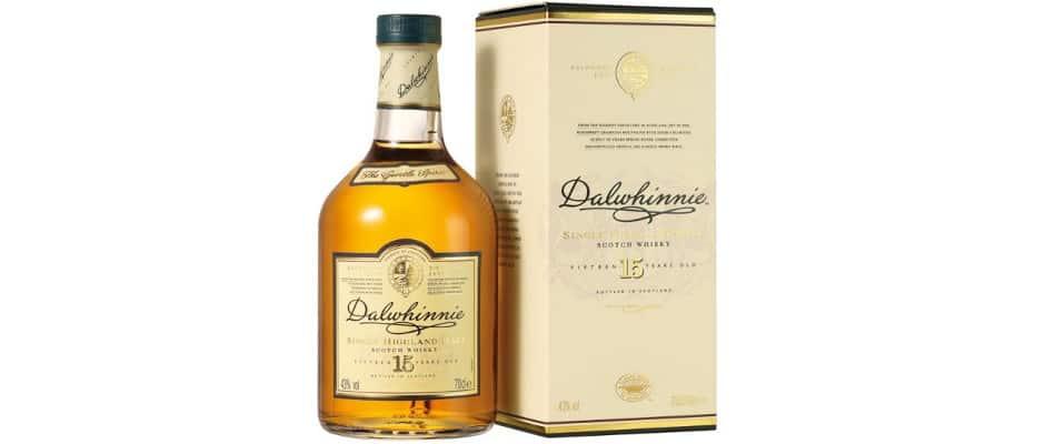 Dalwhinnie 15yo