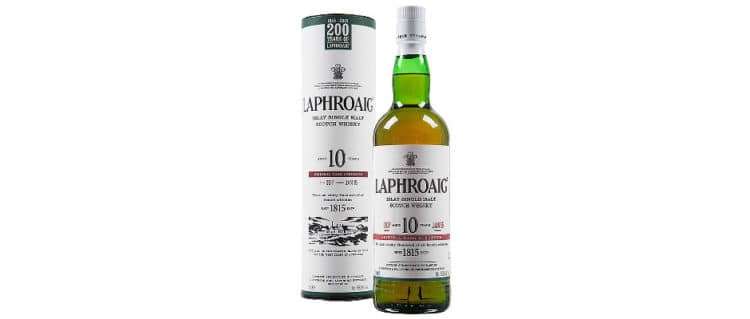 Laphroaig 10 cs batch 007