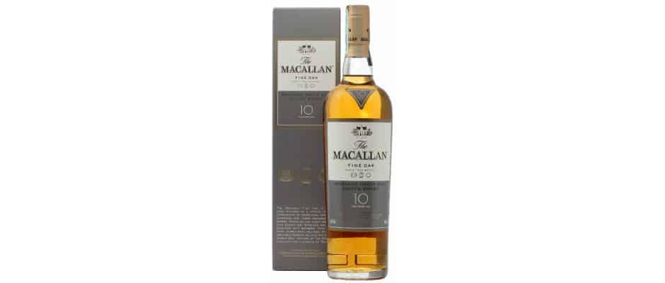 macallan 10yo fine oak