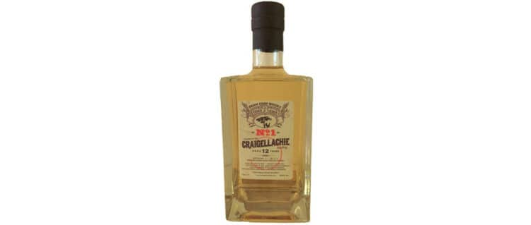 craigellachie 12yo dram good whisky