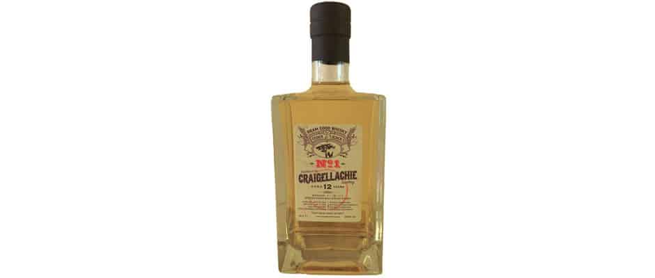 craigellachie 12yo dram good whisky