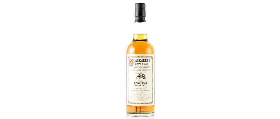 english whisky 2007 blackadder sauternes