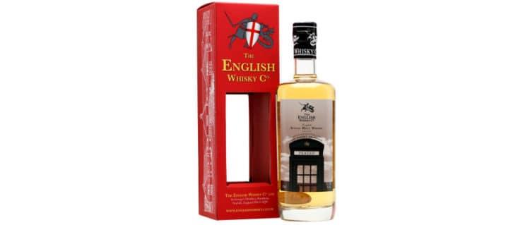 English Whisky Peated TWE
